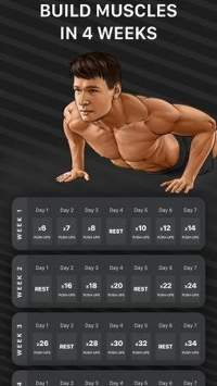 Workout Planner by Muscle Booster Premium Apk (MOD Unlocked) 1